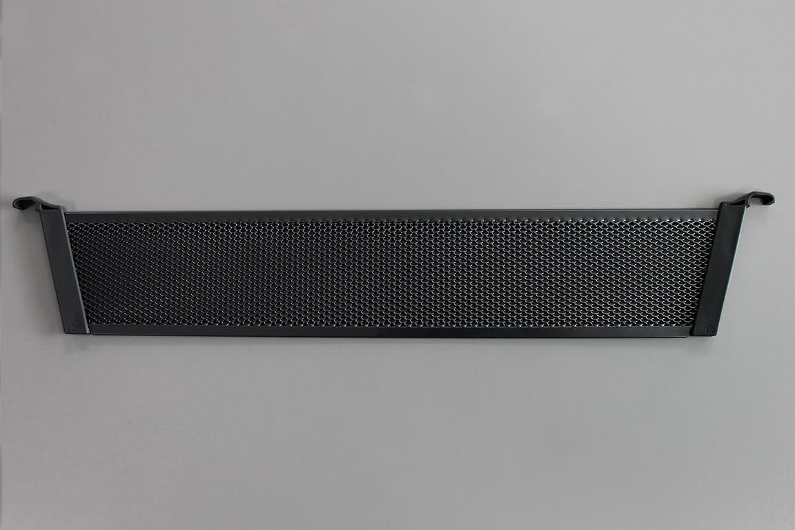 Разделитель для корзины Mesh 80 мм графит (2 шт/уп), Elfa® - фото