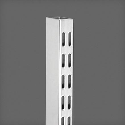Направляющая двухсторонняя 103,6 см цвет платина, Elfa® - фото