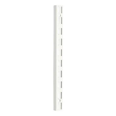 Настенная направляющая белая 223,6 см, Elfa® - фото