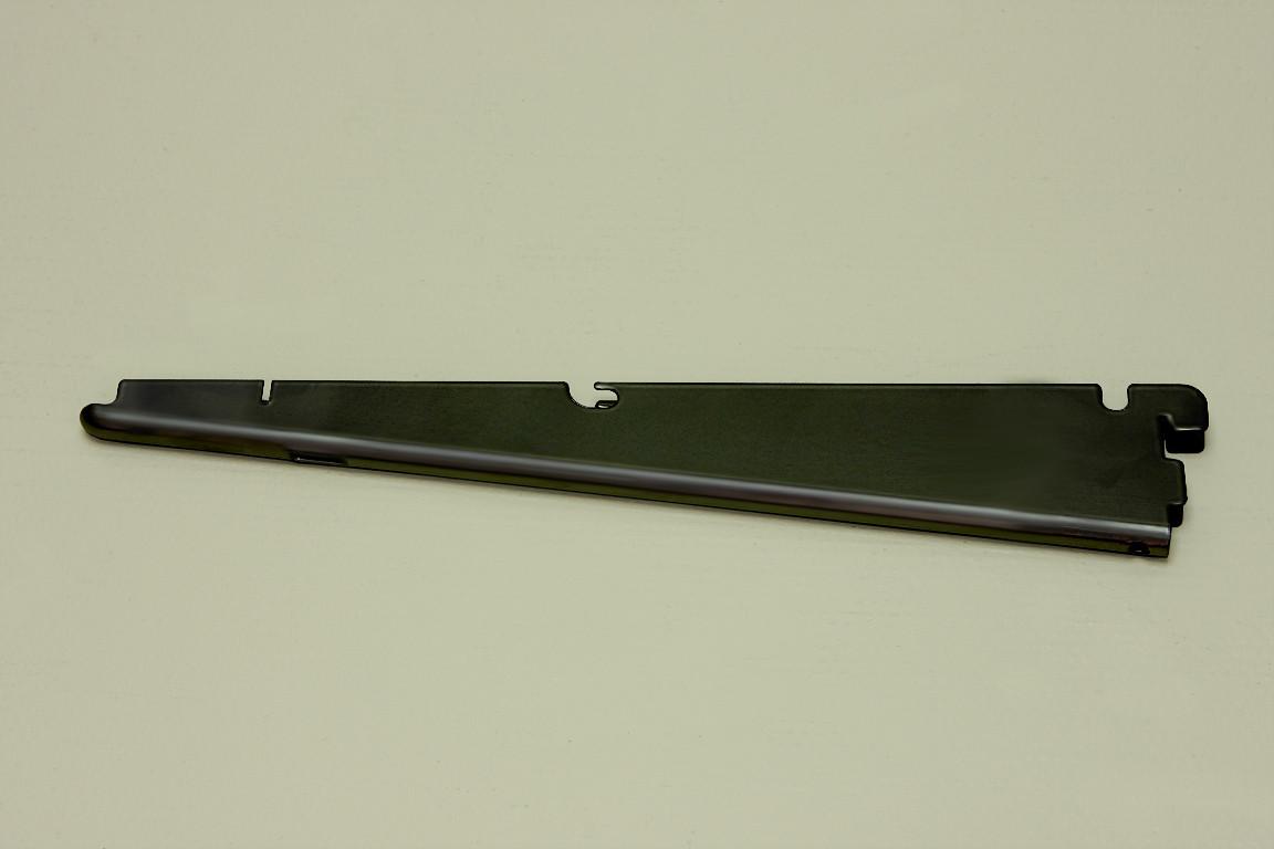 Опора для проволочной полки 32 см, графит, Elfa® - фото