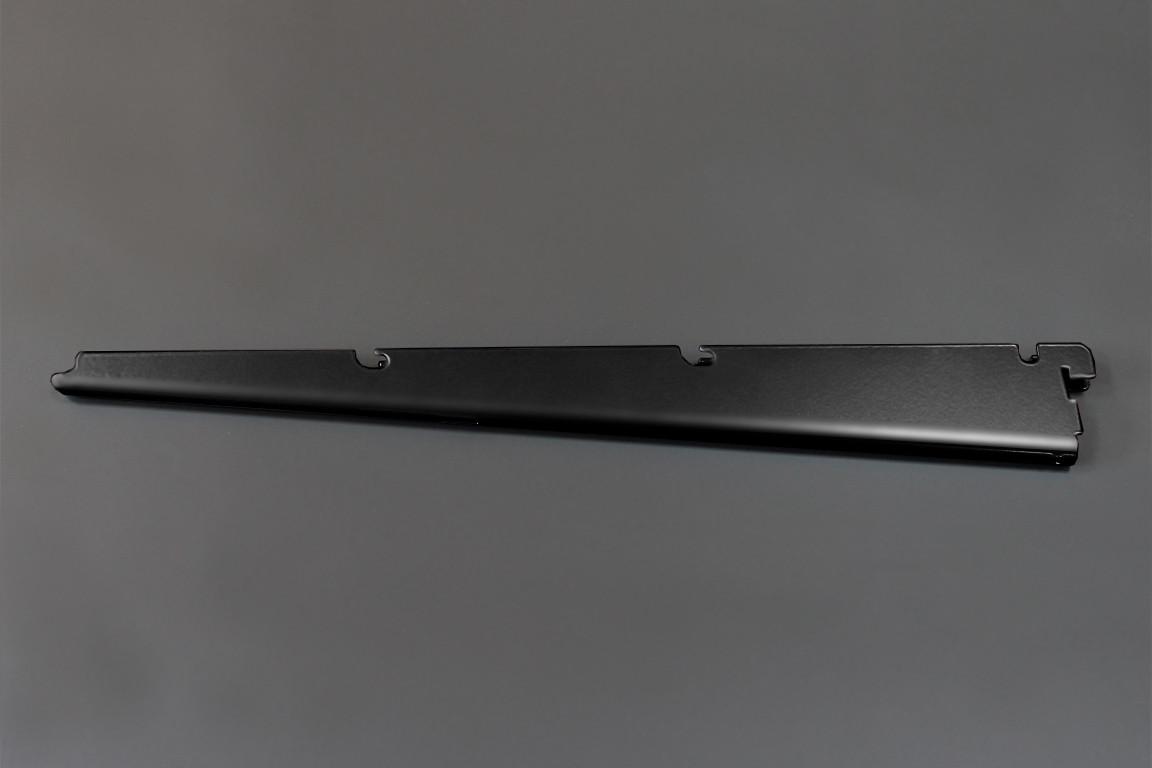 Опора для проволочной полки 42 см, графит, Elfa® - фото