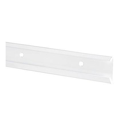 Верхний несущий рельс белый 105 см, Elfa® - фото