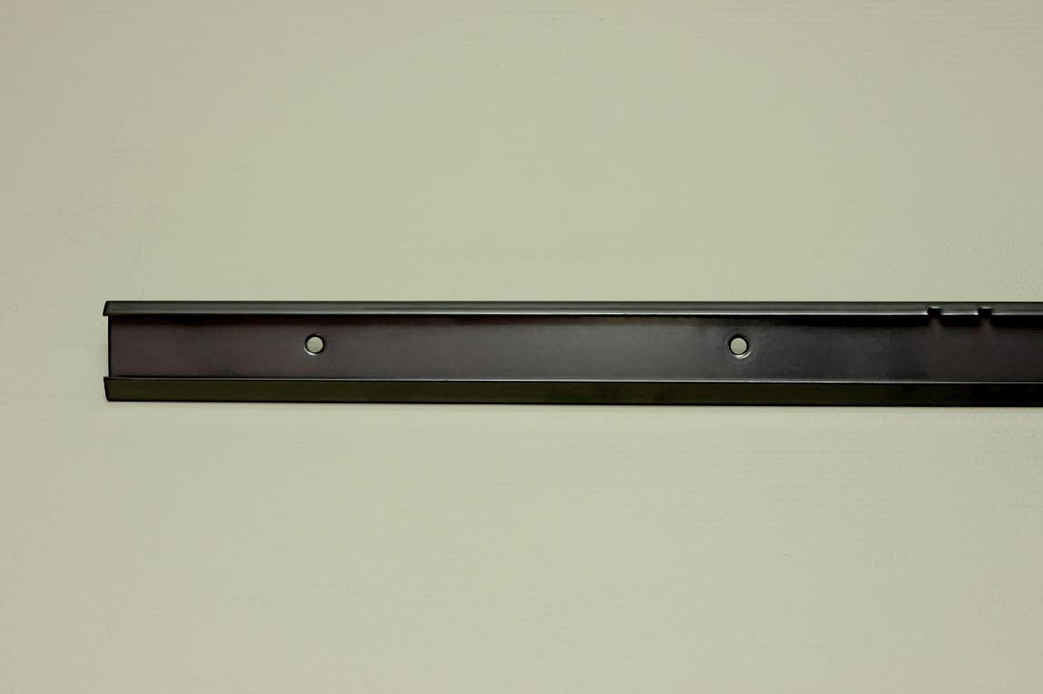 Рельс верхний несущий 195 см, графит, Elfa® - фото