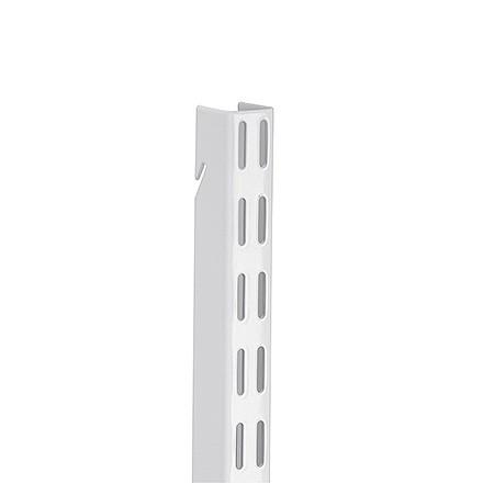 Навесная направляющая белая 50,8 см, Elfa® - фото