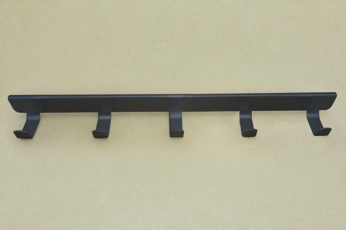 Боковые крючки (5) 40 см., графит, Elfa® - фото