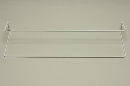 Полка для обуви одинарная белая 60 см, Elfa® - фото