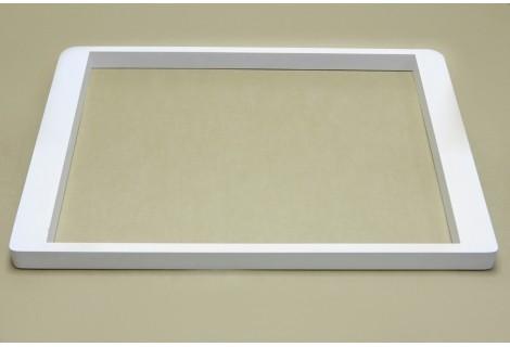 Выдвижная рамка под корзину 527х427, белая, Elfa® - фото