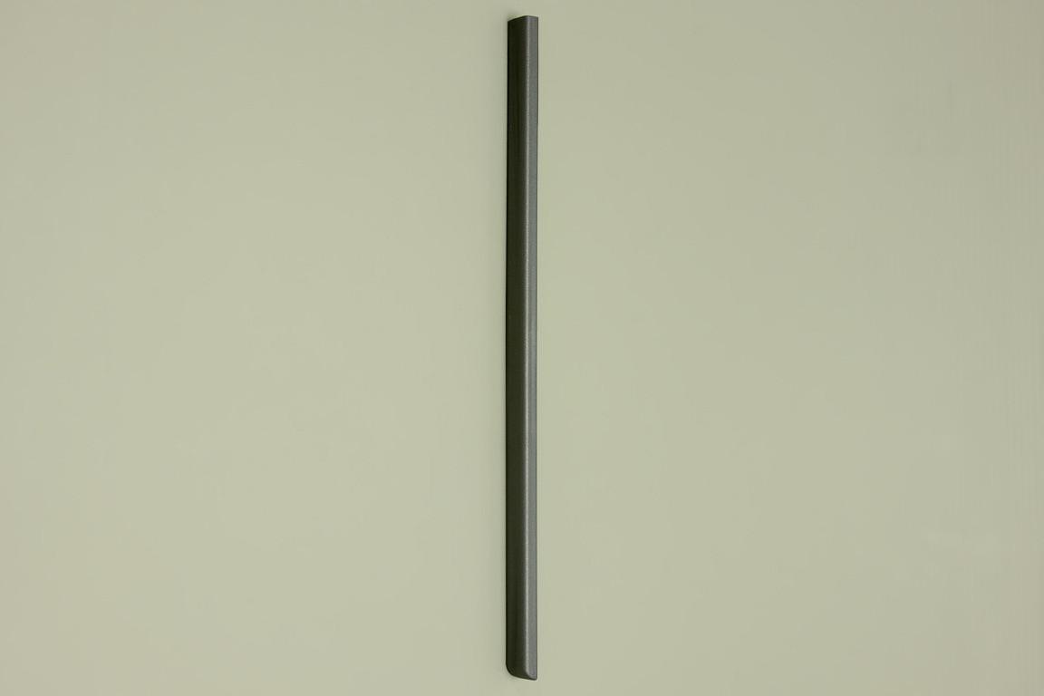 Заглушка декор. 32 см, правая, графит, Elfa® - фото