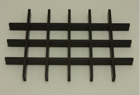 Разделитель ящика аксессуаров на 24 ячейки орех, Elfa® - фото