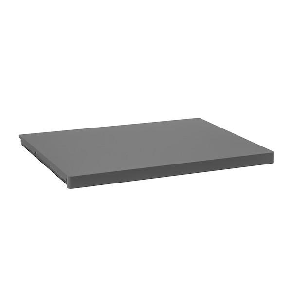 Полка Decor 43,6 х 60 см, серый, Elfa® - фото