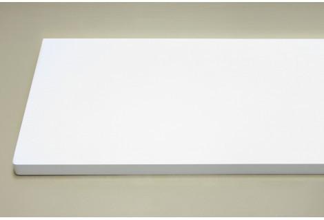 Полка Decor 43,6х90 см белая, Elfa® - фото