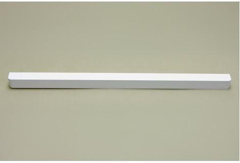 Декоративная планка для решеток полки, длиной 45,1 см. белая, Elfa® - фото
