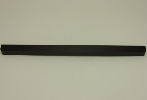 Декоративная планка для решеток полки, длиной 45,1 см. орех, Elfa® - фото