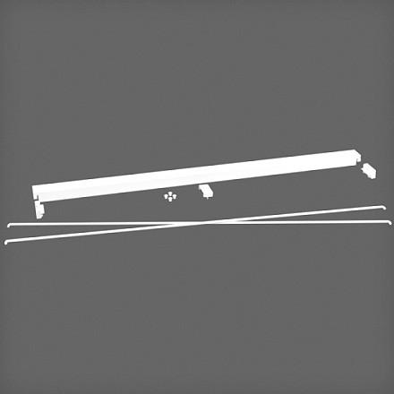 Комплект стабилизации 90 см цвет белый, Elfa® - фото