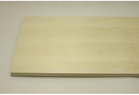 Полка Decor 33,6x90 см, береза, Elfa® - фото