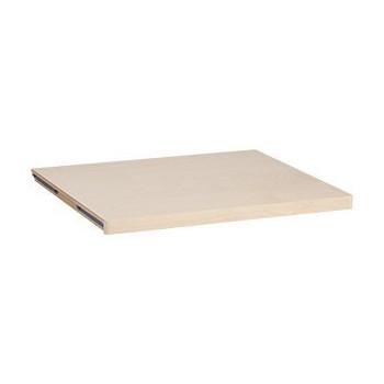 Полка Decor 51,5х60,5 см береза, Elfa® - фото
