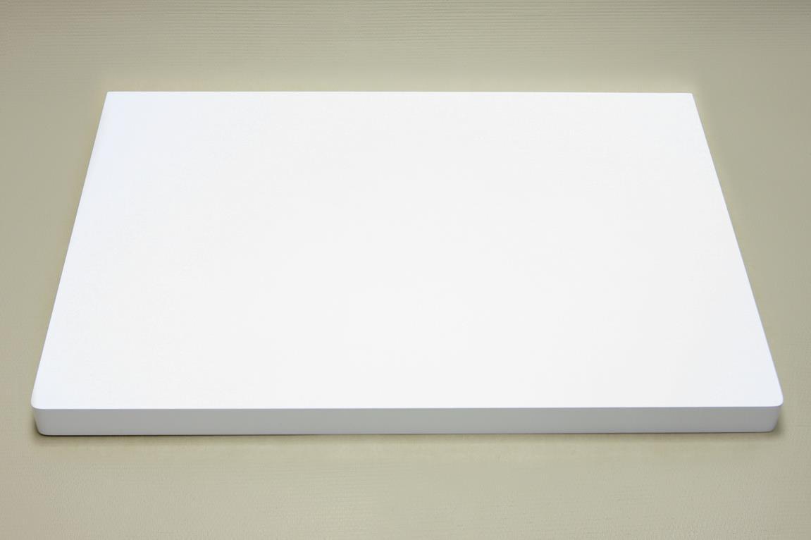 Полка Decor 51,5х90 см белая, Elfa® - фото