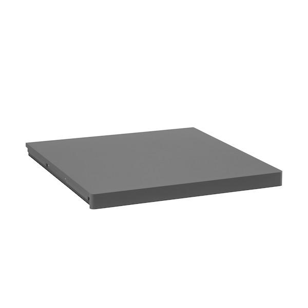 Полка Decor 43,6 х 45 см, серый, Elfa® - фото