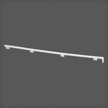 Декоративная заглушка центральная 42 см, белый, Elfa® - фото