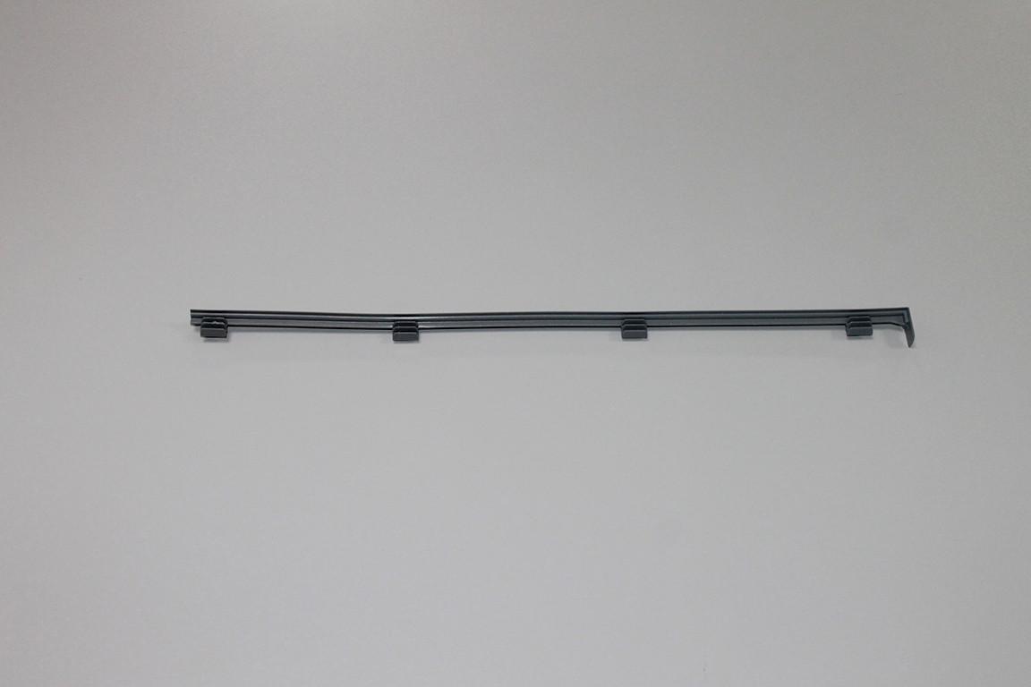 Декоративная заглушка 40 см, центральная, графит, Elfa® - фото