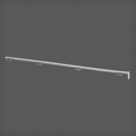 Декоративная заглушка центральная 42 см, платина, Elfa® - фото