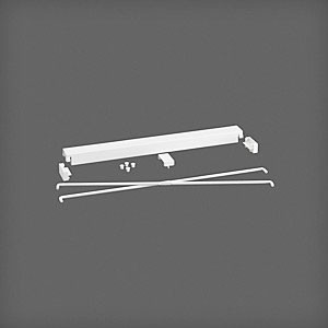 Комплект стабилизации 45 см цвет белый, Elfa® - фото