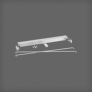 Комплект стабилизации 45 см цвет платина, Elfa® - фото