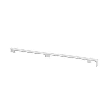 Декоративная заглушка центральная 32 см, белый, Elfa® - фото