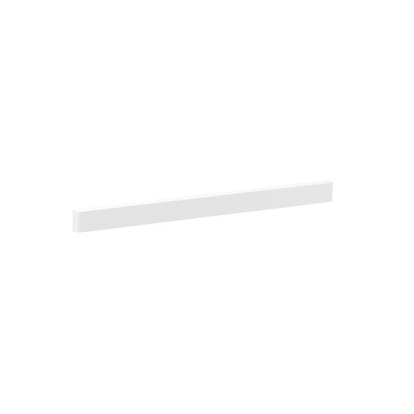Декоративная планка 45 см для выдвижной двухъярусной обувницы, белая, Elfa® - фото