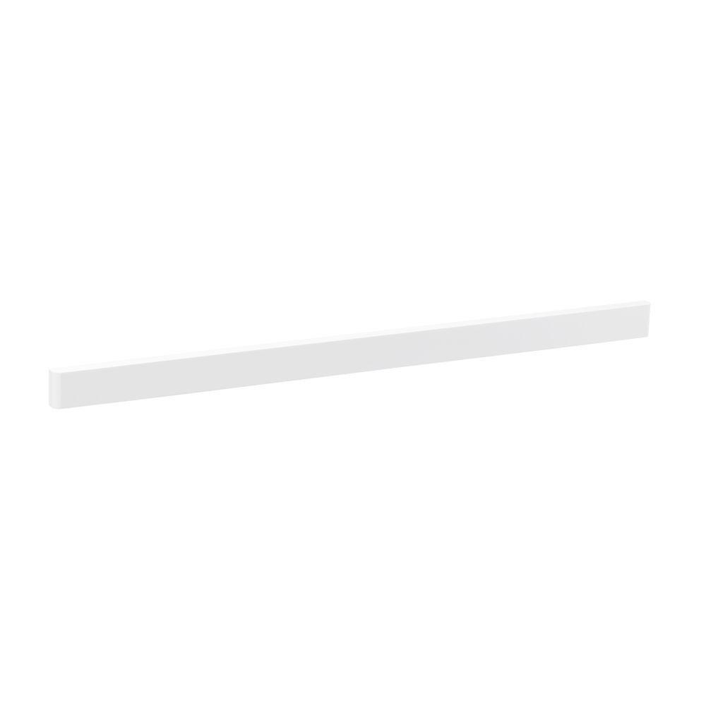 Декоративная планка 60 см для выдвижной двухъярусной обувницы Mesh, белый, Elfa® - фото