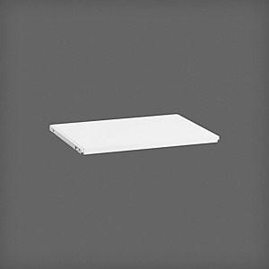 Полка ЛДСП  45x32, белая, Elfa® - фото