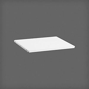 Полка ЛДСП  45x42, белая, Elfa® - фото
