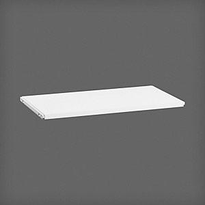 Полка ЛДСП 60x32, белая, Elfa® - фото