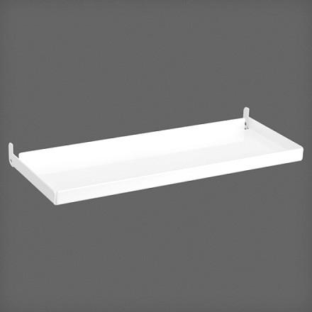 Лоток для перфорированной панели цвет белый, Elfa® - фото