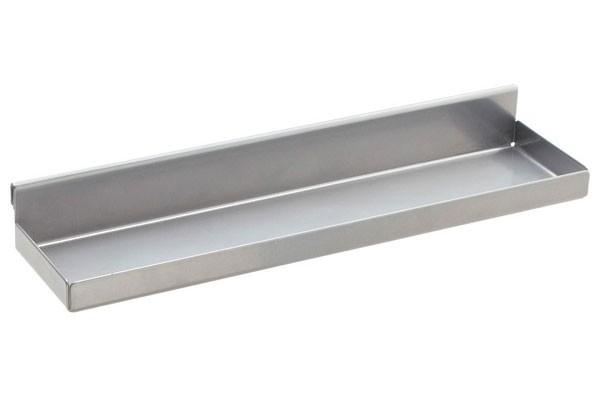 Боковой лоток 30 см, платина, Elfa® - фото