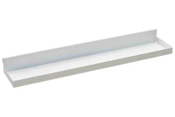 Боковой лоток 40 см, белый, Elfa® - фото