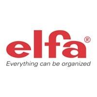 Т-образный соединитель для штанг, хром, Elfa® - фото