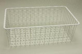 Корзина 35 (330 х 530 х 180 мм), белая, Elfa® - фото