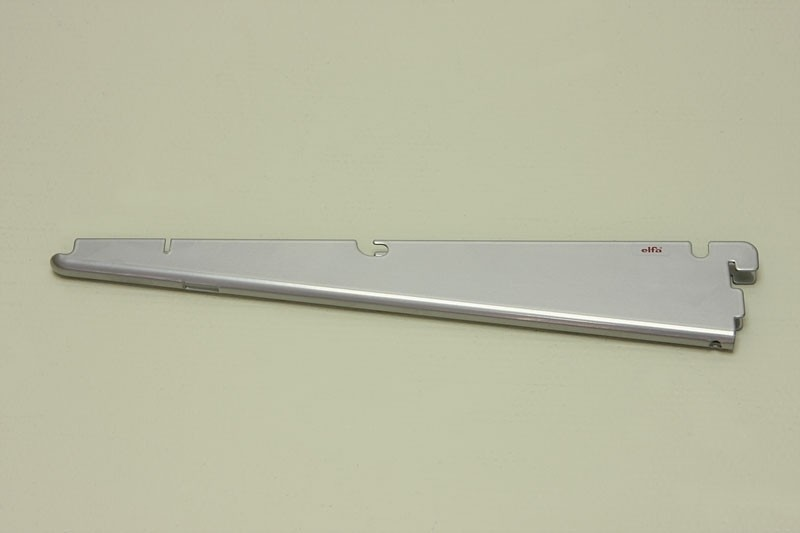 Опора для проволочной полки 32 см, платина, Elfa® - фото