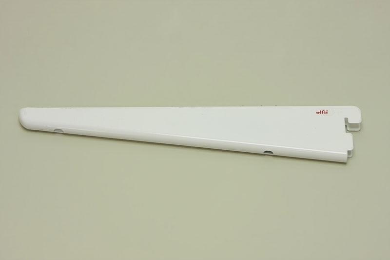 Опора для меламиновой полки 27 см, белая, Elfa® - фото