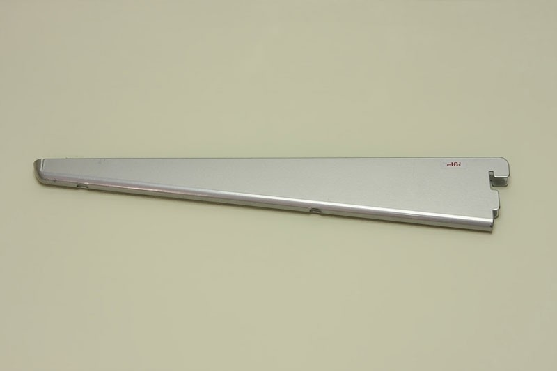 Опора для меламиновой полки 32 см, платина, Elfa® - фото