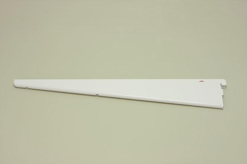 Опора для меламиновой полки 47 см, белый, Elfa® - фото