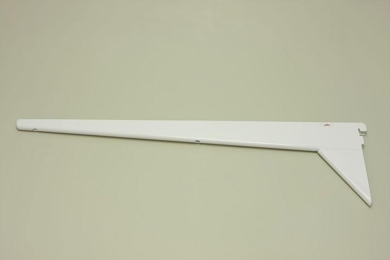 Опора для меламиновой полки 57 см, белый, Elfa® - фото