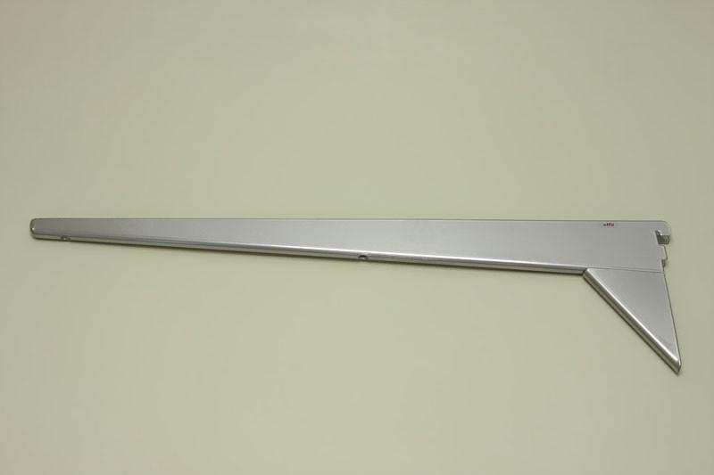 Опора для меламиновой полки 57 см, платина, Elfa® - фото