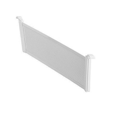 Разделитель для корзины белый Mesh 85 мм (2 шт/упак), Elfa® - фото