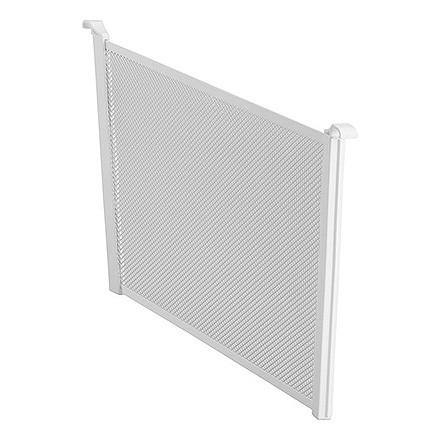 Разделитель для корзины белый Mesh 185 мм (2 шт/упак), Elfa® - фото