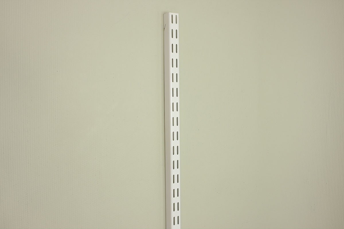 Навесная направляющая 120 см, белая, Elfa® - фото