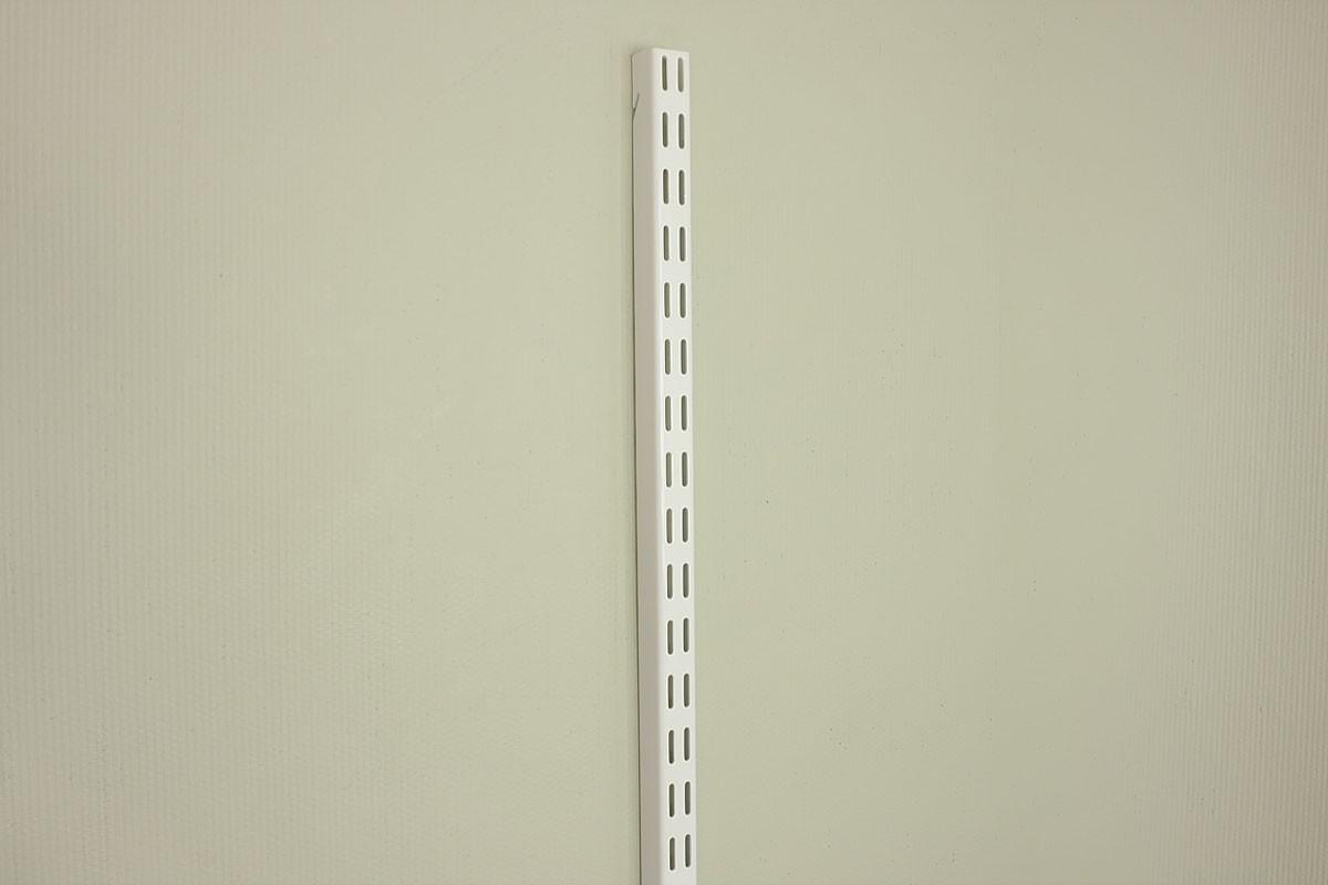 Навесная направляющая 200 см, белая, Elfa® - фото