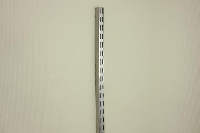 Навесная направляющая 200 см, платина, Elfa® - фото
