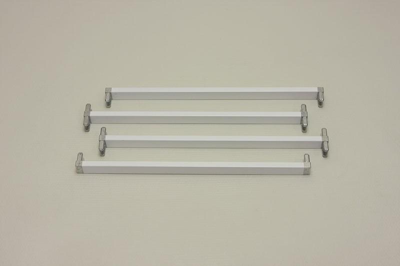 Поперечина стеллажа, L+Т, 35 см, белая, Elfa® - фото